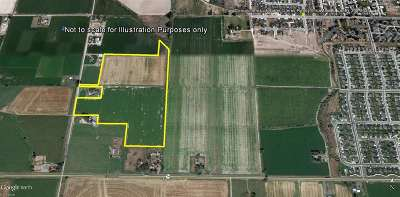 Twin Falls ID Residential Lots & Land For Sale: $419,900