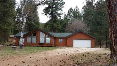 Cascade Single Family Home For Sale: 10868 Callendar Road