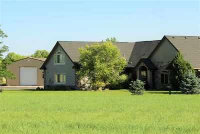 Nampa Single Family Home For Sale: 5355 W Lake Hazel Rd.