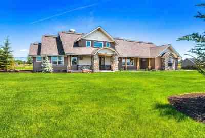 Eagle Single Family Home For Sale: 3208 N Timber Ridge