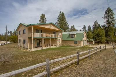 Cascade Single Family Home For Sale: 115 E Prospectors