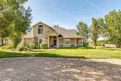 Star Single Family Home For Sale: 2602 N Munger Rd.