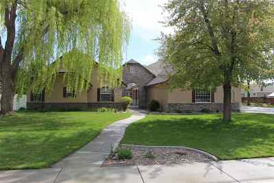 Nampa Single Family Home Contingent Sale: 1321 Lake Lowell Ave.