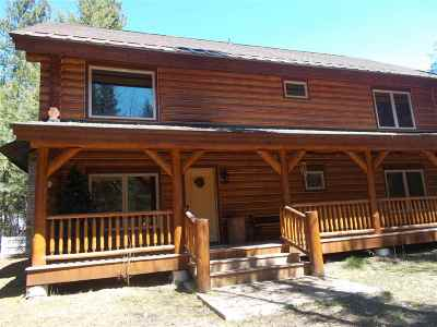 McCall Single Family Home For Sale: 1800 Fairway Loop