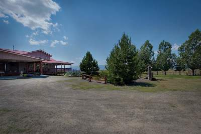 McCall Single Family Home For Sale: 13604 Farm To Market Road