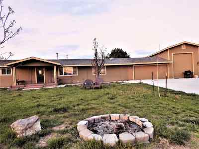 Kuna Single Family Home For Sale: 1200 N Black Cat