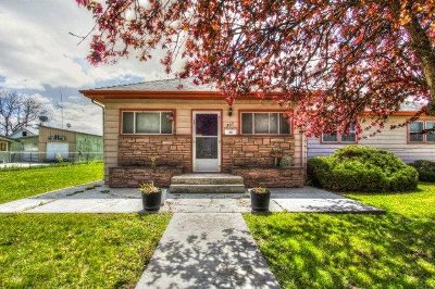 Nampa Single Family Home Back on Market: 307 Lone Star Rd