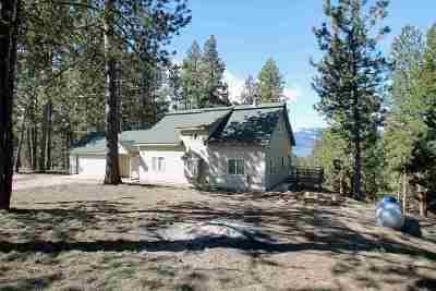 Cascade Single Family Home For Sale: 1509 Pine Ridge Drive