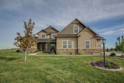 Caldwell Single Family Home For Sale: 22920 Cirrus View Ct.