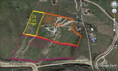 Emmett Single Family Home For Sale: 3200 Osage Lane