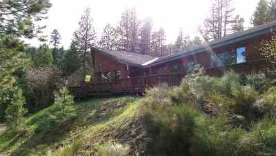 Cascade Single Family Home For Sale: 941 W Mountain Road