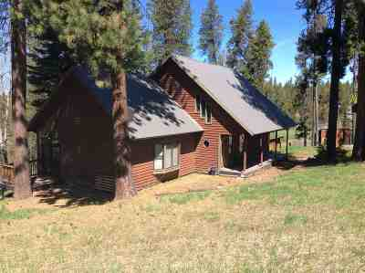 McCall Single Family Home Contingent Short Sale: 19 Jughandle