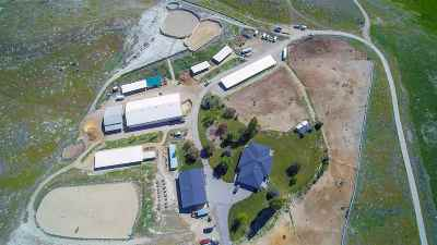 Star Farm & Ranch For Sale: 4801 N Can Ada