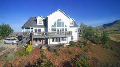 Emmett Single Family Home For Sale: 5540 Spur