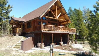McCall Single Family Home For Sale: 788 Chad Loop