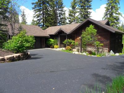 McCall Single Family Home For Sale: 1039 Fireweed Drive