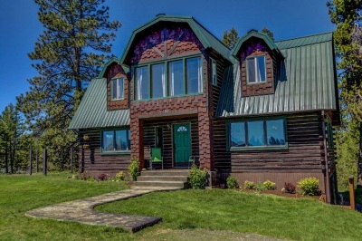 McCall Single Family Home For Sale: 97 Coy Road