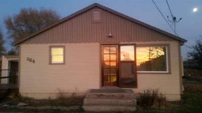 Owyhee County Single Family Home For Sale: 254 W 8th Ave