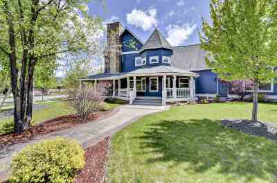 Hidden Springs Single Family Home For Sale: 5321 W Hidden Springs Dr
