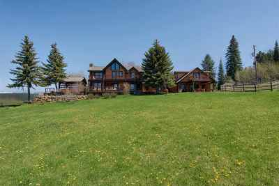 Cascade, Donnelly, Mccall, New Meadows Farm & Ranch For Sale