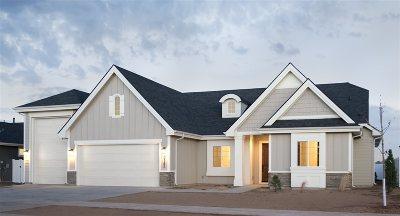 Boise, Eagle, Garden City, Kuna, Meridian, Middleton, Nampa, Star, Caldwell Single Family Home For Sale: 1 N Eagle Rd