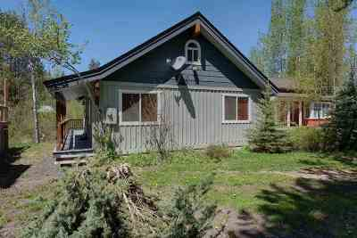 McCall Single Family Home For Sale: 1081 Club Road