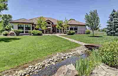 Meridian Single Family Home For Sale: 7768 N Stonebriar