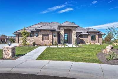 Boise, Eagle, Garden City, Kuna, Meridian, Middleton, Nampa, Star, Caldwell Single Family Home For Sale: 5313 N Willean Lane