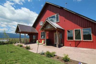 Valley County Single Family Home For Sale: 25 Goode Lane