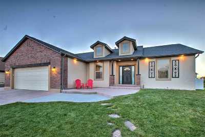 Kimberly Single Family Home For Sale: 650 Garnet Drive