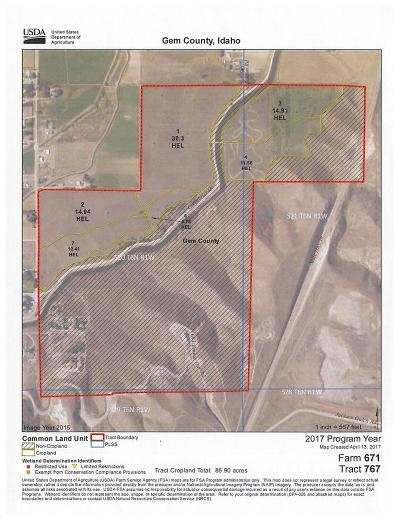 Emmett Residential Lots & Land For Sale: 215 S Subtation