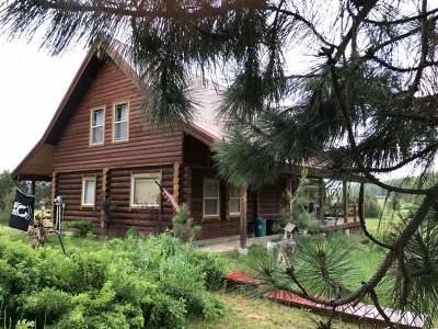 Cascade Single Family Home For Sale: 27 Garrett Ln