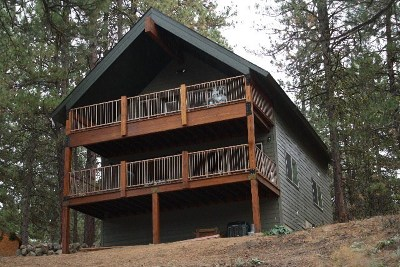 Cascade Single Family Home For Sale: 1346 Sterling Drive