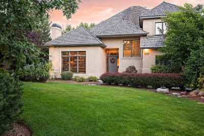 Boise Single Family Home For Sale: 1257 E Brightwater