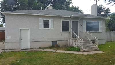 Nampa Single Family Home Back on Market