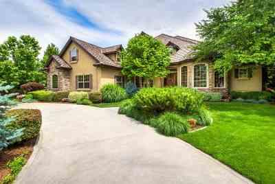 Meridian Single Family Home For Sale: 2992 W Balata Ct