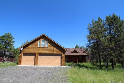 Valley County Single Family Home For Sale: 48 Grand Fir Dr