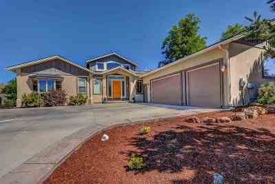 Boise Single Family Home Contingent Sale: 1160 W El Pelar