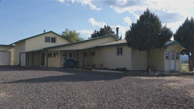 Cascade Single Family Home For Sale: 31 Coyote Tr