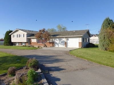 Nampa Single Family Home For Sale: 11027 Iowa