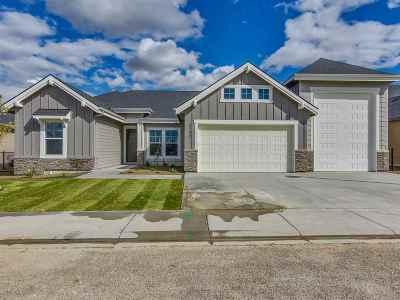 Kuna Single Family Home For Sale: 2142 N Star Garnet Ave