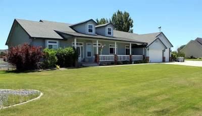 Nampa Single Family Home For Sale: 4019 E Man O War