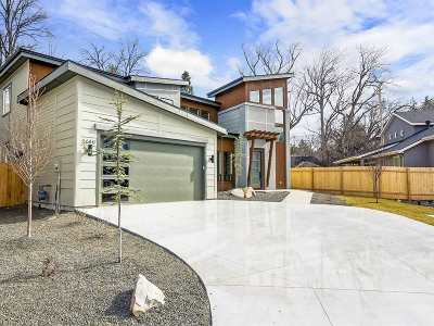 Boise Single Family Home For Sale: 2640 W Neff Street