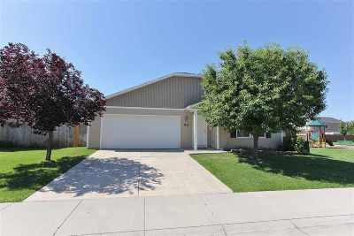 Middleton Single Family Home For Sale: 93 E Roselake Dr