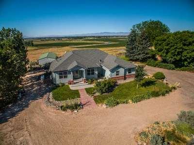 Kuna Single Family Home For Sale: 3080 W Kuna Mora Dr.