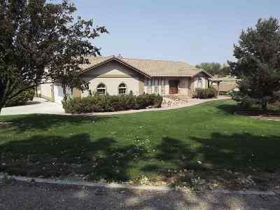 Nampa Single Family Home For Sale: 12888 Pheasant Cir