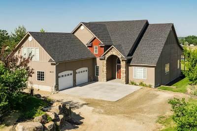 Middleton Single Family Home Price Change: 8237 Elk Ridge Lane