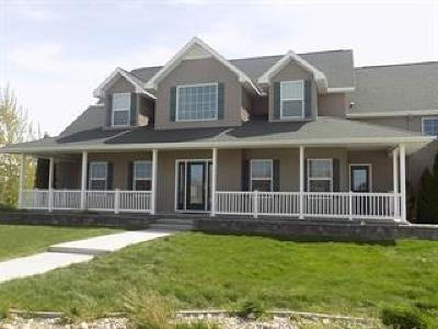 Filer Single Family Home For Sale: 2615 E 4128 N