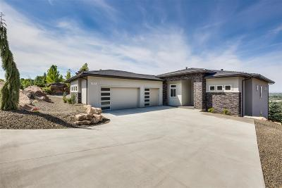 Boise, Eagle, Garden City, Kuna, Meridian, Middleton, Nampa, Star, Caldwell Single Family Home For Sale: 16 Boulder Heights
