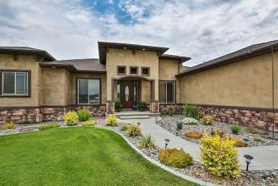 Kimberly Single Family Home For Sale: 3896 N 3482 E
